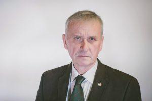 Radny Wojciech Wimmer - zdjęcie portretowe
