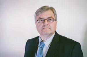 Radny Józef Trzos - zdjęcie portretowe