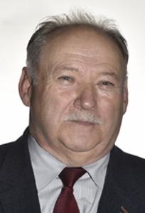 Tadeusz Kącki - przewodniczący zarządu osiedla Podgrabie