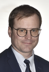 Marcin Migas - przewodniczący zarządu osiedla Jazy