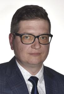 Paweł Pawłowski - przewodniczący zarządu osiedla Śródmieście