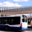 Autobus MPK na dworcu w Niepołomicach