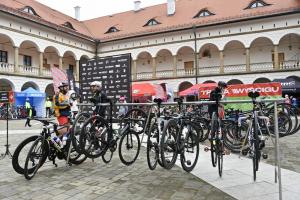 Przygotowania do startu Wyścigu by Tomasz Maryczyński