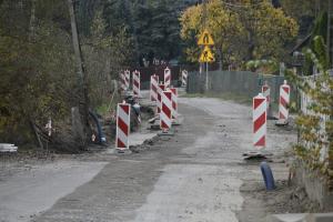 Prace modernizacyjne przy ul. Staniąteckiej