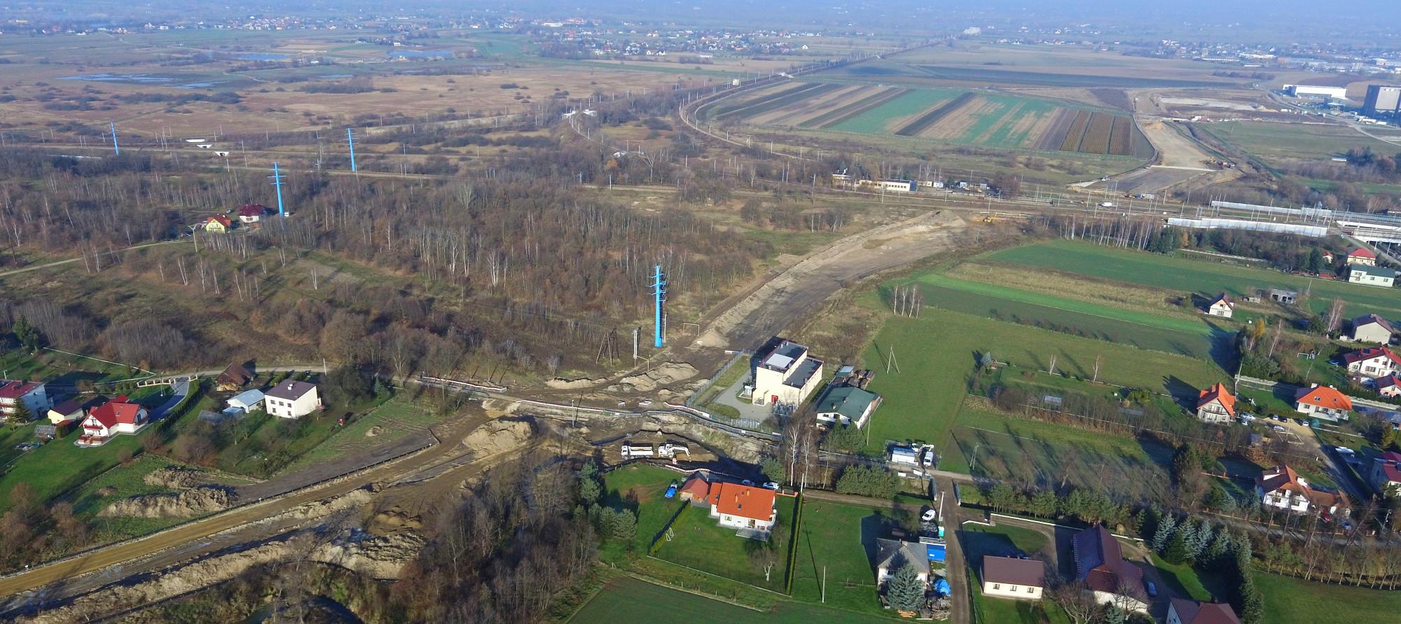 Budowa obwodnicy Podłęża