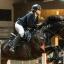 Victoria Styś na koniu Oskar
