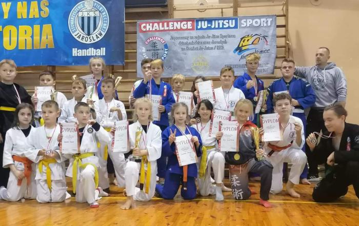 Medaliści Pucharu Polski Combat Aikido