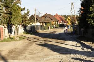 Remont ulicy Staniąteckiej