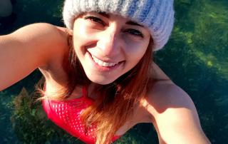 Morsująca Katarzyna Michalik