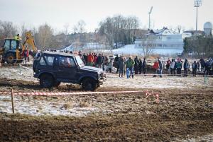 W Niepołomicach pod szyldem WOSP odbywał się OffRoad.