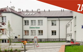Budynek Szkoły Podstawowej w Podłężu