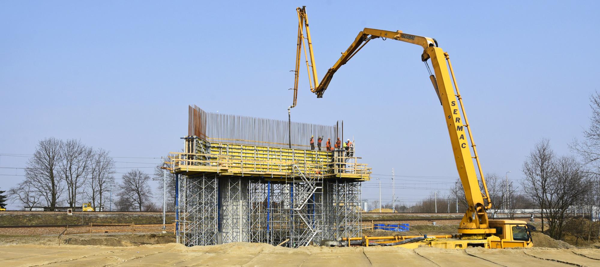 Budowa obwodnicy Podłeża