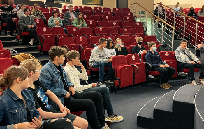 Szkolenie z debat oksfordzkich dla uczniów ze szkół gminy Niepołomice
