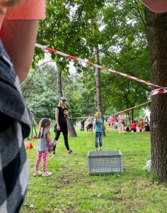Kreatywne wakacje na placu zabaw na Marudach