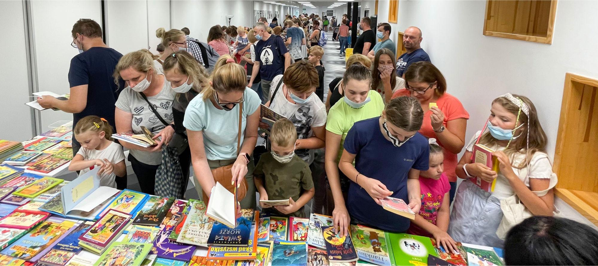 Wielka Letnia Wymiana Książek 2021 - plan ogólny