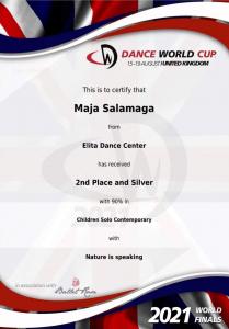 dyplom Mai Salamagi