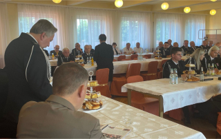 Walne zebranie OSP Niepołomice