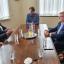 Spotkanie burmistrza Niepołomic Romana Ptaka z delegacją Monselice