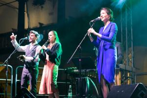 Pola Chwały 2021 - koncert Warszawskiej Orkiestry Sentymentalnej