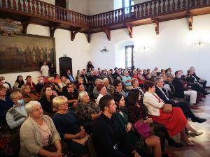 Koncertowa publiczność Muzyczna Mozaika