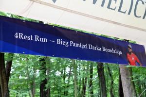Bieg 4 Rest Run
