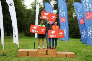 Zwycięzcy Biegu 4 Rest Run