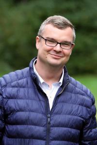 zastępca burmistrza Michał Hebda